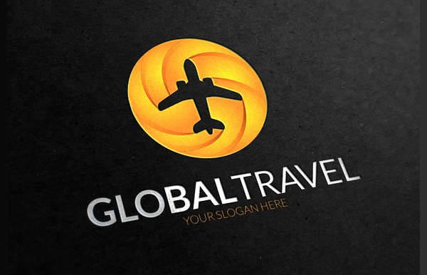 global travel logo1