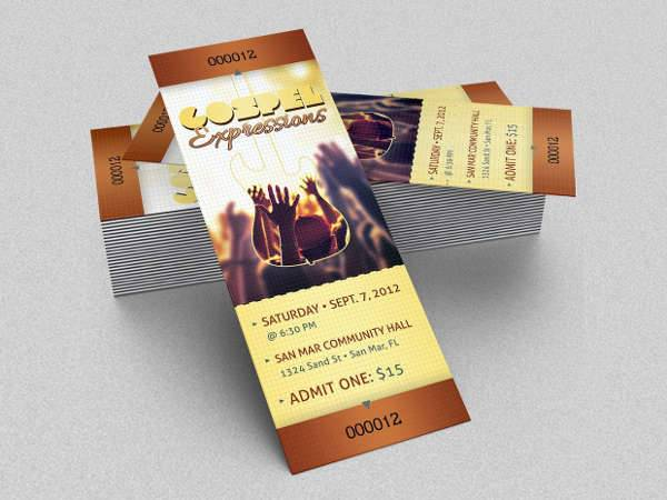 Gospel Fest Concert Ticket