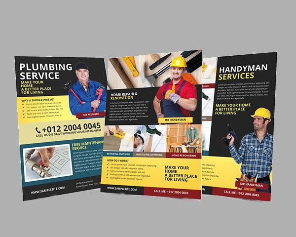 Handyman & Plumber Services