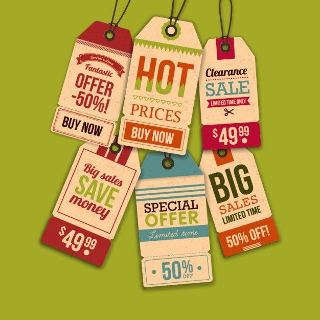 20+ Hang Tag Designs | Design Trends - Premium PSD, Vector