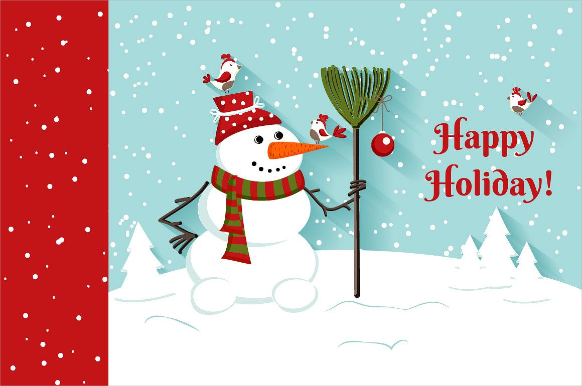 16  holiday card designs
