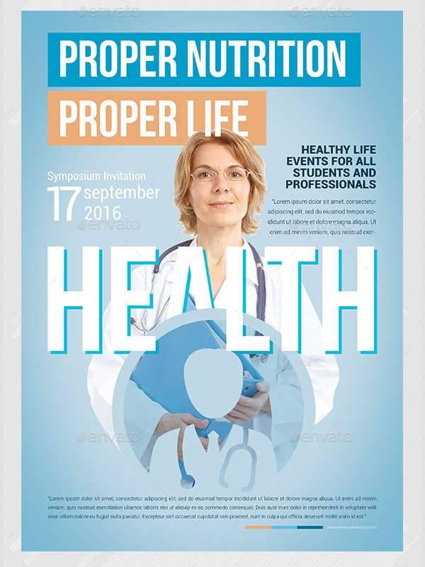 Health Doctor Flyer