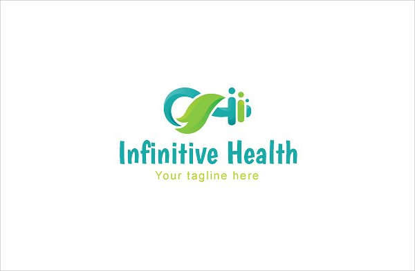 Health & Fitness Infinitive Logo