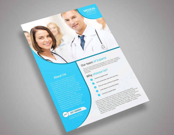 Health Medical Flyer