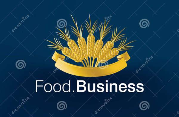 healthy food business logo