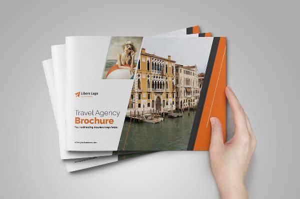 Holiday Travel Brochure