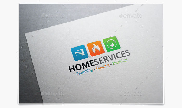 home electrical service logo