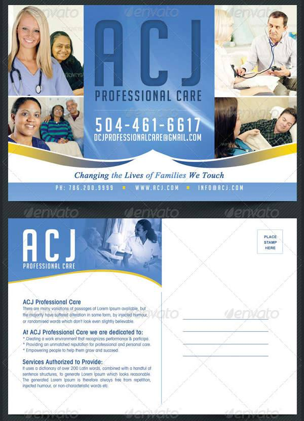Home Health Care Flyer