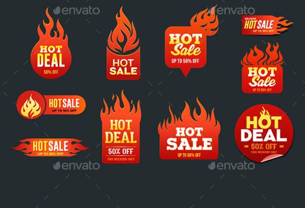hot sale stickers