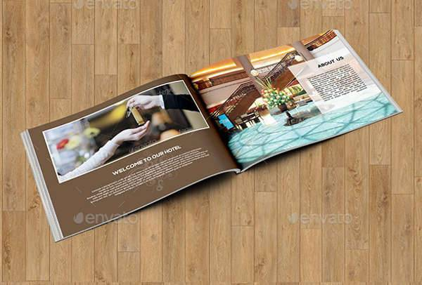 Hotel Business Catalog/Brochure