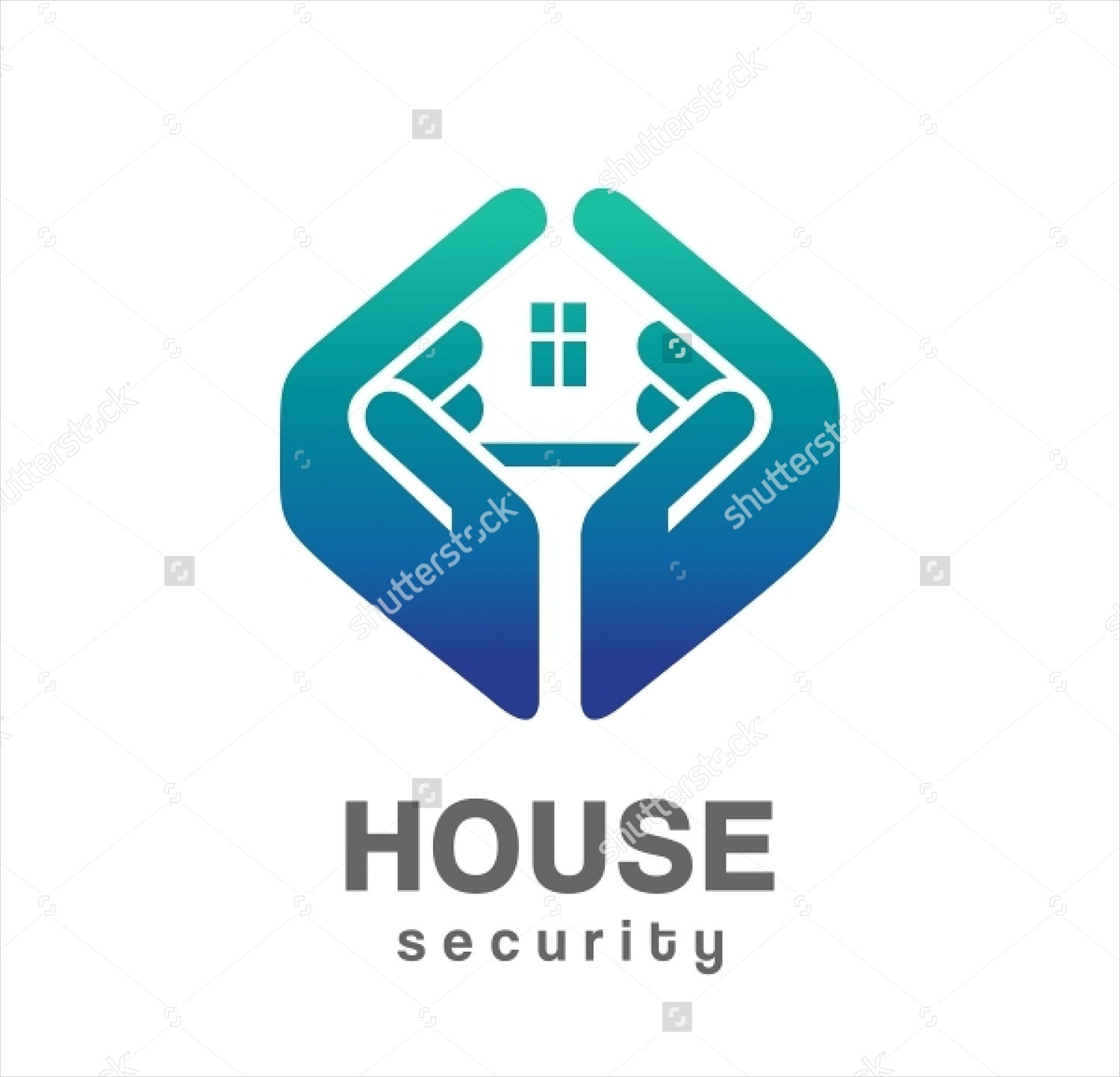 house security service logo