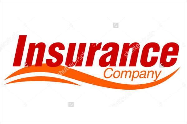insurance company logo template