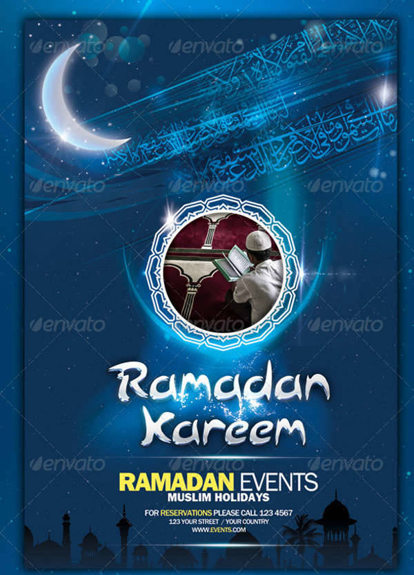 Islamic Holiday Flyer