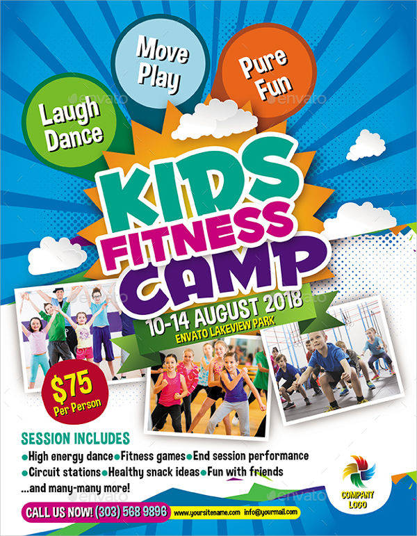 Kids Fitness Camp