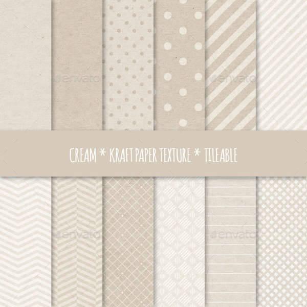 kraft seamless paper patterns