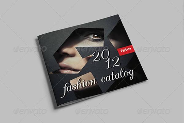 luxury fashion catalog