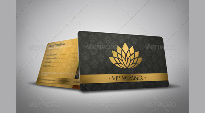 15  membership card designs