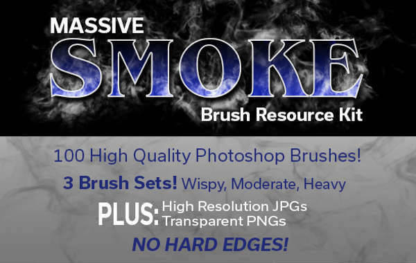 Massive Smoke Brushes