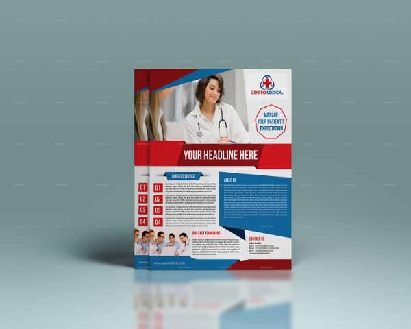 Medical Business Flyer