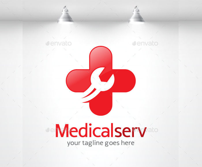 medical health service logo