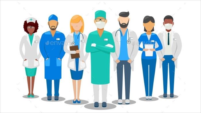 medical vector illustration