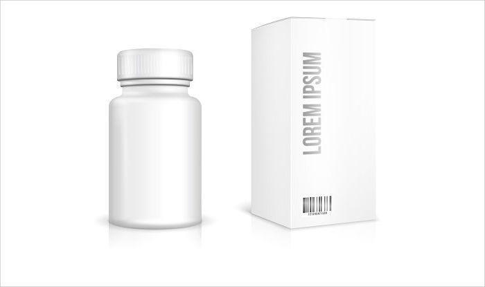 medicine bottle packaging