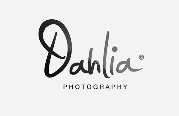 modern classic photography logo