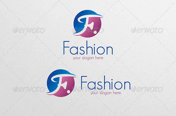 modern fashion logo