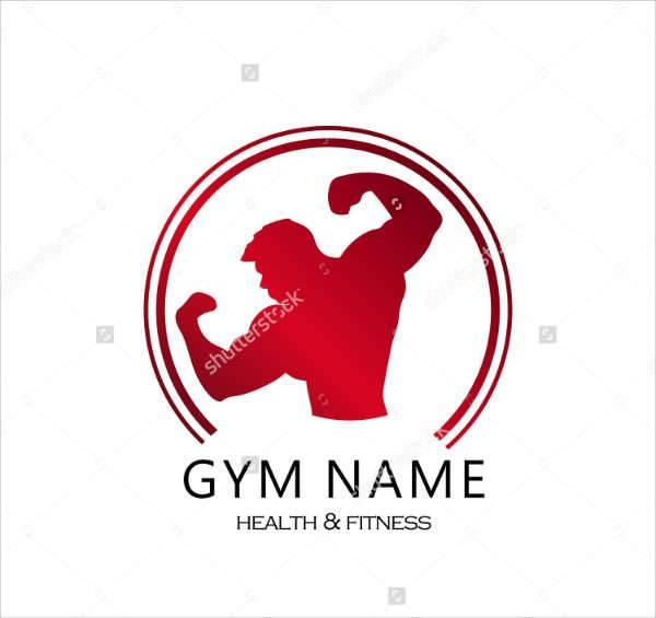 Modern Fitness Energy Logo