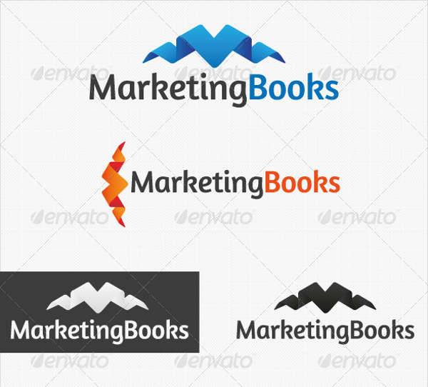 modern marketing business logo