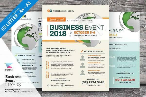 Multipurpose Business Event Flyer