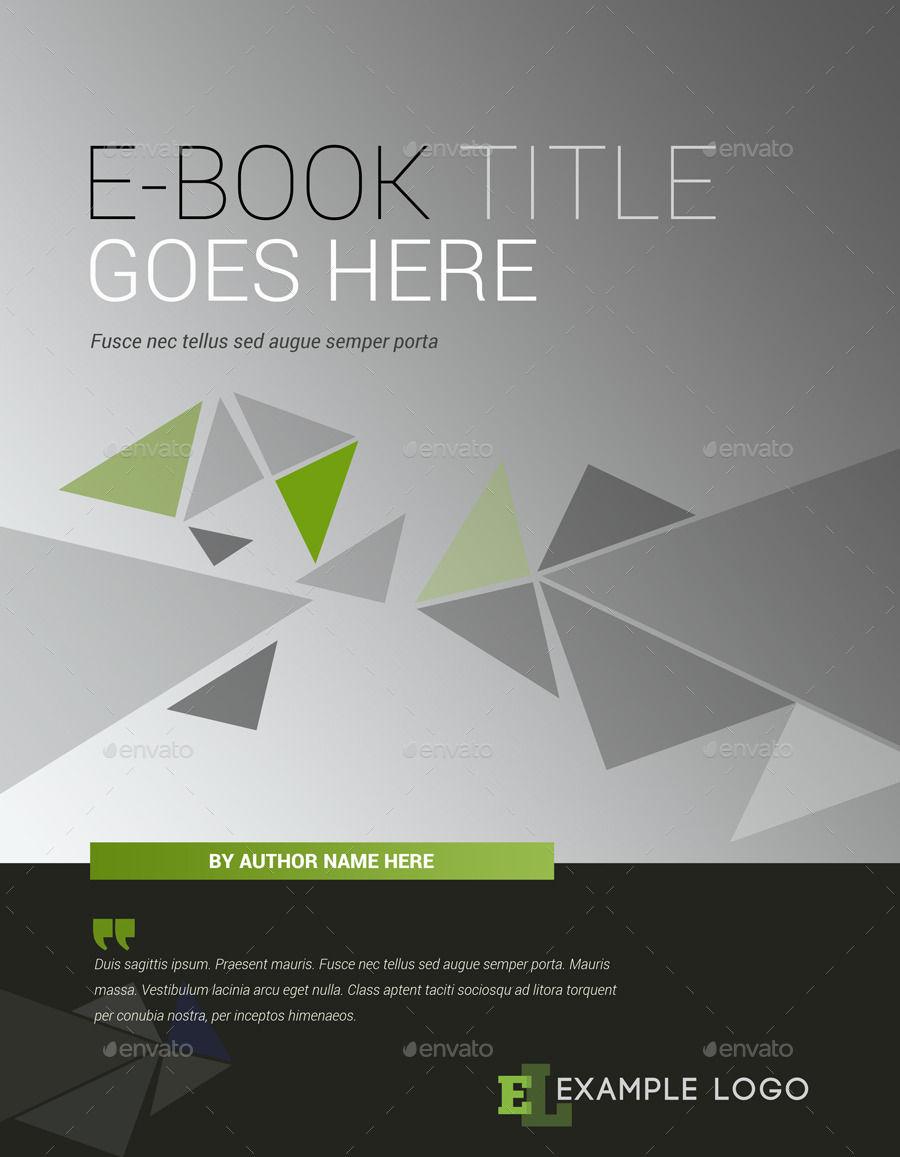 Multipurpose E-book Template