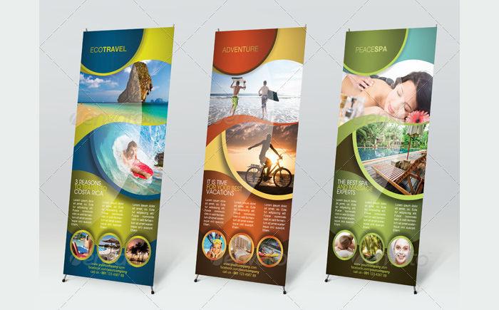 multipurpose outdoor banner signage