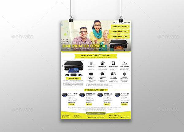 Multipurpose Product Advertisement