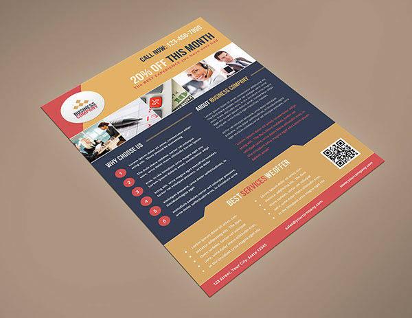 Multipurpose Product Flyer