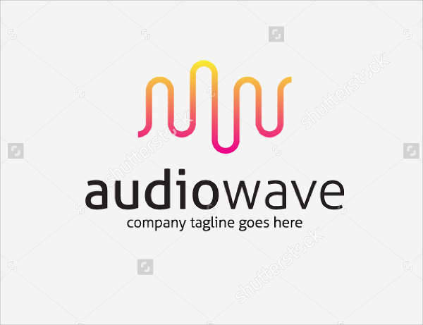 Music Audio Company Logo
