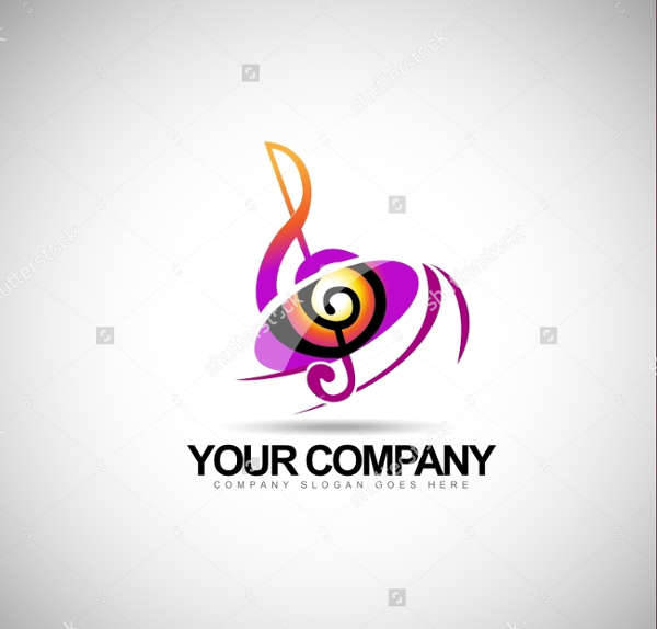 music key note company logo