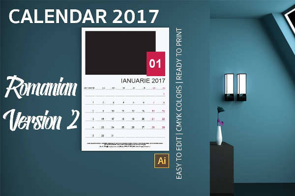 office wall calendar