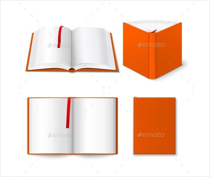 Open Book Template Set