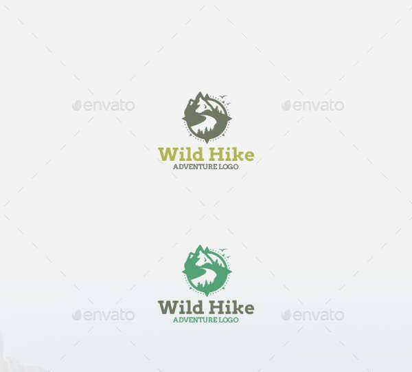 outdoor sports adventure logo