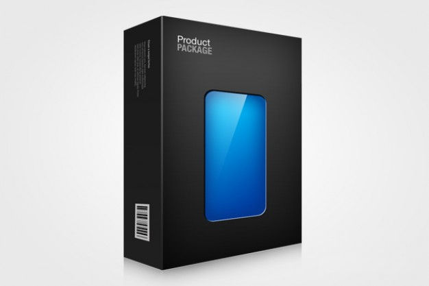 psd packaging template