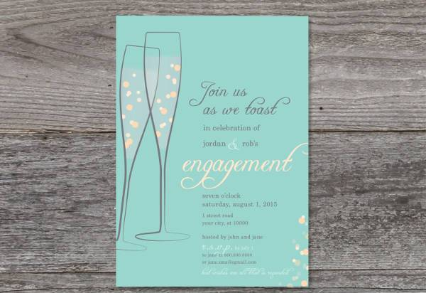 Personalized Engagement Email Invitation