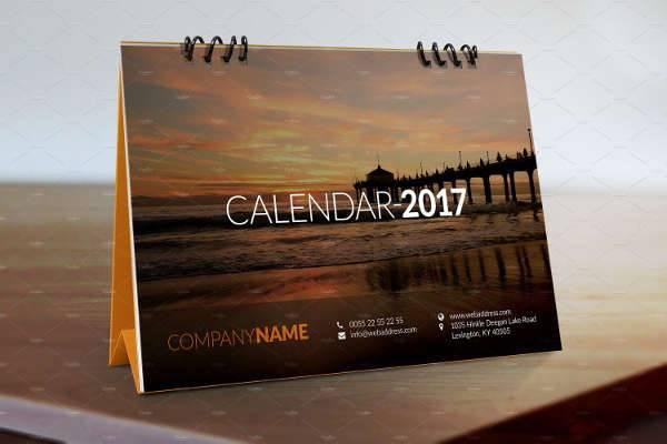 Premium Desktop Calendar