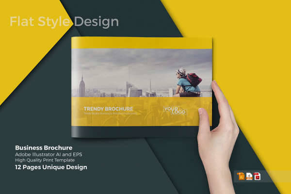 Product Business Catalog Template