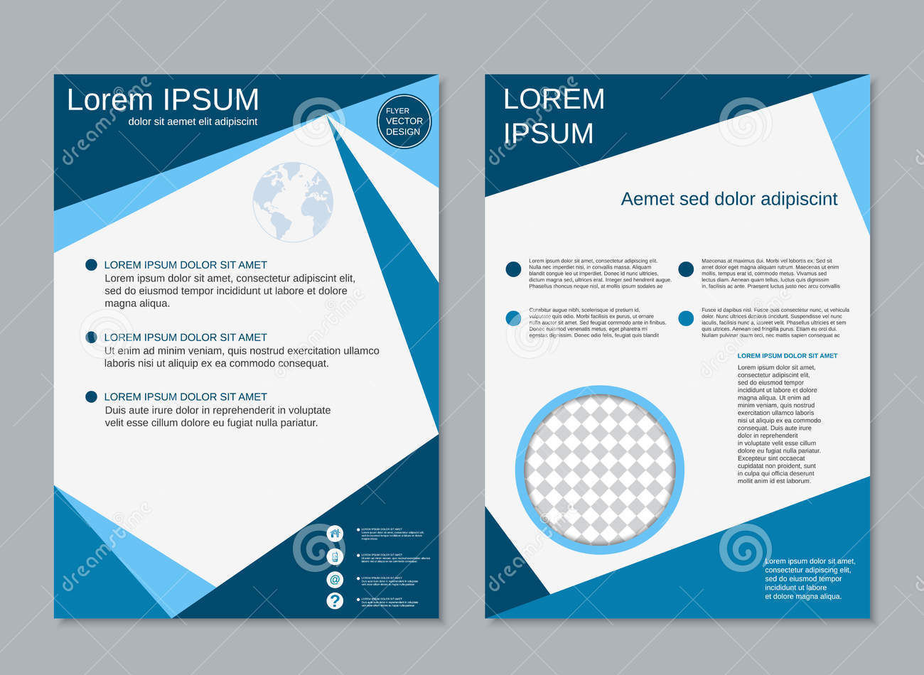 professional booklet design