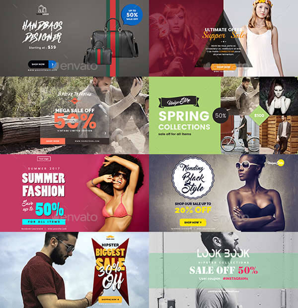 promotion facebook banner ad