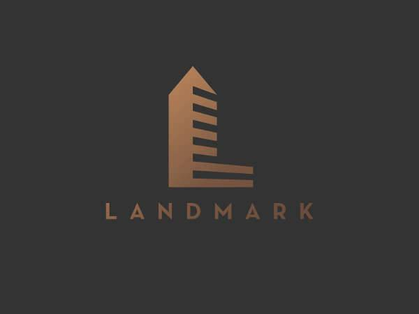 Real Estate Building Company Logo