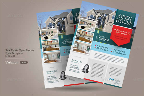 24+ Real Estate Flyer Designs | Design Trends - Premium PSD, Vector ...