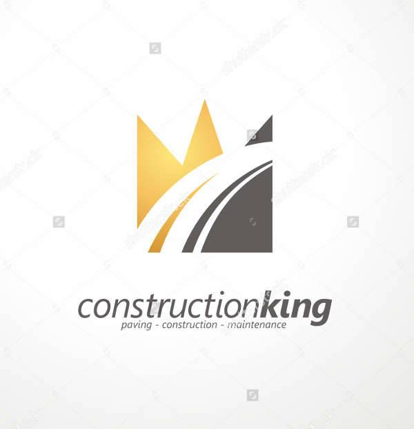 road construction logo