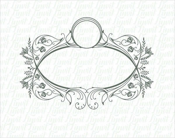 Royal Wedding Logo Template